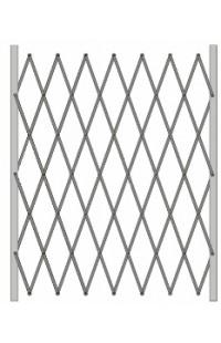 Решетка стальная Святогор  для окон раздвижная