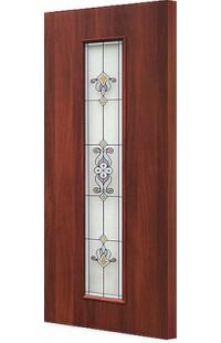 Верда ПО С- 21 худ. стекло (Вьюн, Модерн, Барокко) экошпон