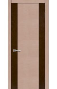 Квадро 3 Покровские двери шпон массив сосны
