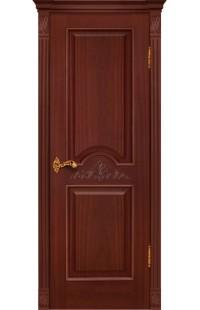 Париж с фрезой  Покровские двери шпон массив сосны