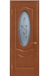 Венера Р Покровские двери шпон массив сосны