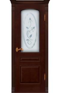 Венеция Покровские двери шпон массив сосны
